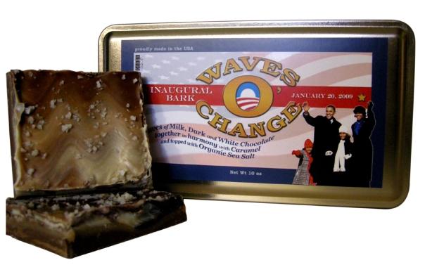 Waves O'Change Chocolate Bark!