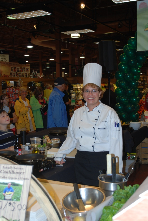 Chef Melissa from the Alberta Drive store