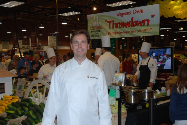 Executive Chef Don Woods