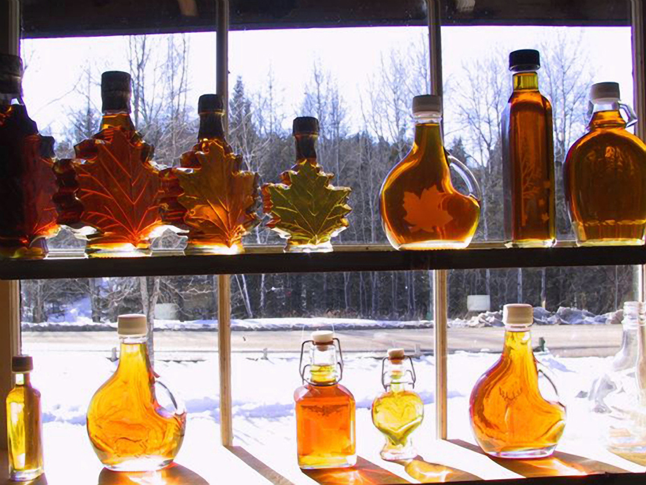 Vermont Maple Syrup Farms Tours