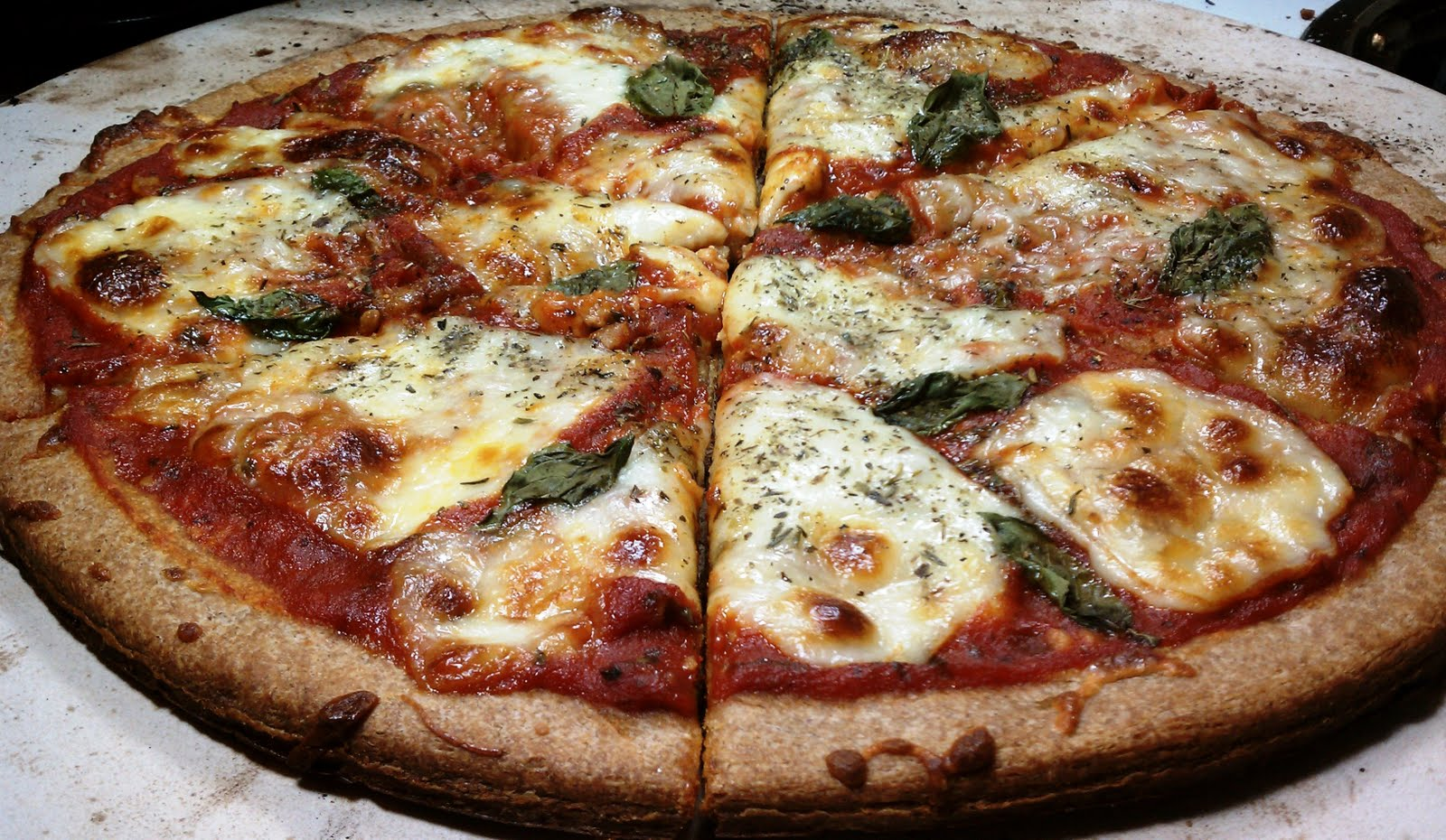 Margherita Pizza | Edible Buffalo's Blog